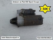 Anlaser za Fiat 850 Sport Coupe