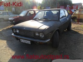 Fiat 128 Sport Coupe